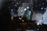 Grochotów: Wypadek. Ślisko na drogach! (zdjęcia)
