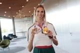Iga Baumgart - Witan: - Te dwa medale ważą naprawdę dużo [zdjęcia]