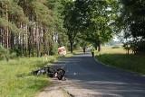 Trzcianka. W wypadku zginął młody piłkarz Lubuszanina Trzcianka