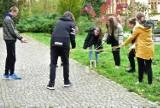 W parku w Przemyślu odbyła sięgra miejska. Wydarzenie zorganizował Wojewódzki Szpital we współpracy z harcerzami
