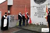Bełchatów. Obchody 39. rocznicy wprowadzenia stanu wojennego w Polsce, 13.12.2020