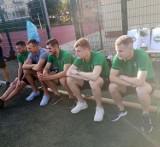 Piłkarze Radomiaka odwiedzili uczniów radomskiej PSP 5 (ZDJĘCIA)
