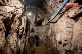 Podziemne Miasto Osówka - Tajemnica uskoku została wyjaśniona (ZDJĘCIA)