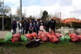 Radlin: To nie są nasze śmieci - ale to nasze miasto i nasza planeta! Mieszkańcy Radlina zbierali śmieci. Świetna akcja!