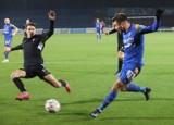 Ruch Chorzów - Górnik II Zabrze 1:0. Szczęśliwe zwycięstwo dało Niebieskim fotel lidera [ZDJĘCIA]
