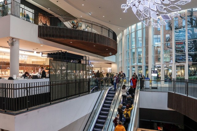 Dodatkowa niedziela handlowa, 6.12.2020 r. Mieszkańcy Trójmiasta ruszyli na zakupy!