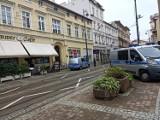 Granat w kamienicy na ulicy Gdańskiej w Bydgoszczy. Ewakuowano około 60 osób!