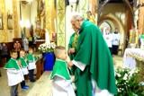 Parafia w Brzyskach ma nowych ministrantów. Złożyli przyrzeczenie [ZDJĘCIA]