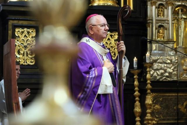 Arcybiskup Stanisław Budzik, metropolita lubelski