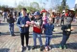 Wielkanocny piknik na Skałce: śmigus-dyngus na legalu ZDJĘCIA