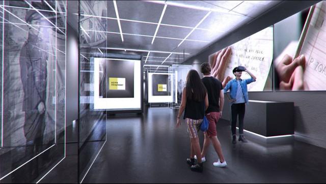 Tak ma wyglądać gotowe muzeum.