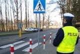 """Policyjna akcja """"Bezpieczny pieszy"""". Więcej patroli na obszarach zabudowanych"""