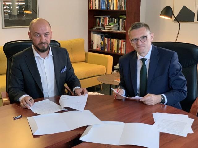 WCK Wodzisław będzie współpracował z Biblioteką Śląską