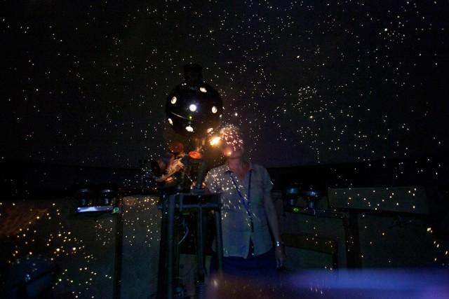 Likwidacja planetarium przy Pomorskiej w Łodzi