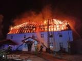 Pożar plebanii w Jakubowie pod Głogowem. Biskup zarządził zbiórkę na odbudowę w całej diecezji