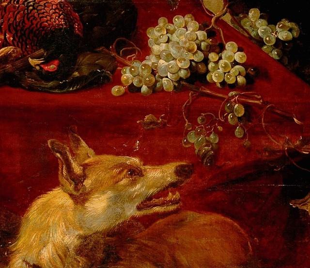 "Lis i winogrona"" Daniela Schultza (1648)"