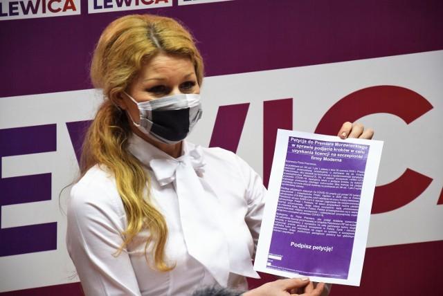 Lewica chce, aby szczepionki były produkowane w Polsce. Pozwoli to przyspieszyć proces szczepień