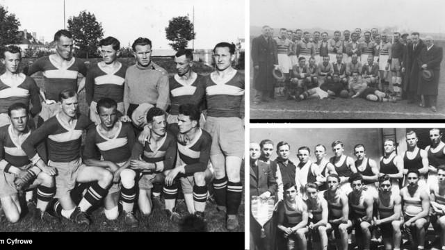 Zobacz sportowe zdjęcia związane z Rzeszowem sprzed II wojny światowej!
