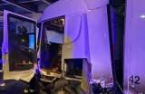 Wypadek TIRa na autostradzie A4 w Katowicach. Tworzą się ogromne korki