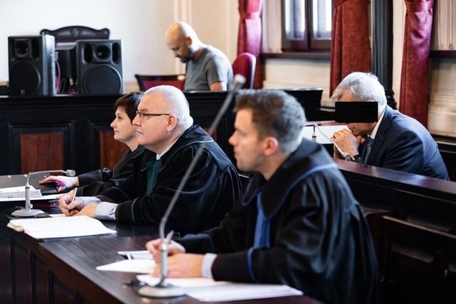 Proces karny w bydgoskim Sądzie Okręgowym. Po wyroku termin apelacji nie jest jeszcze znany