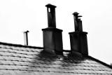 Sezon grzewczy. Straż Miejska w Wejherowie sprawdza czym mieszkańcy palą w piecach. Początek sezonu bez mandatów