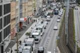 """Trójmiasto: Przewoźnicy autokarowi organizują drugi protest. 14.10.2020 r. Będą utrudnienia. """"Rząd nam nie pomógł i nie mamy za co żyć"""""""