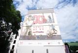 Warszawa. Murale na 30-lecie Grupy Wyszehradzkiej gotowe. Malowidła można podziwiać w czterech stolicach