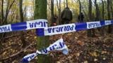 Seryjny złodziej szczątków z grobów zakopywał je przy stacji PKM Brętowo [WIDEO,ZDJĘCIA]