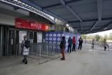 Rozpoczął się pierwszy dzień szczepień na Stadionie Miejskim. Do końca tygodnia zaszczepi się tu ponad 2 tysiące osób