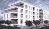 """Spółdzielnia Mieszkaniowa """"Przyszłość"""" w Kluczborku chce zbudować dwa nowe bloki [WIZUALIZACJE]"""