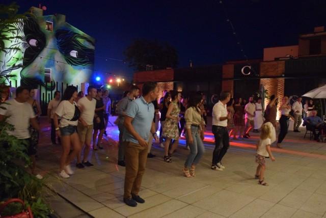 """Taneczny wieczór """"Latino Night 2 w Calisia One"""