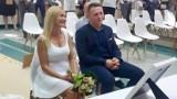 W Trzcielu odbył się ślub brązowego medalisty z Tokio. Tadeusz Michalik stanął na ślubnym kobiercu