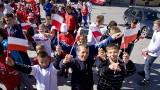 Darłowo: hucznie obchodzili Dzień Flagi RP (ZDJĘCIA)