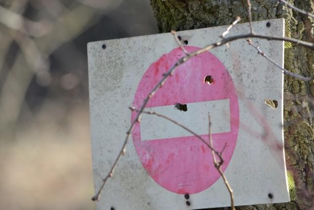 Strzelnica w Oborze na cenzurowanym!