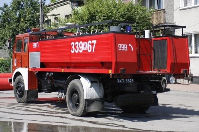 Łączna wartość wozów, które dostaną lubuskie jednostki OSP to ponad sześć milionów złotych.