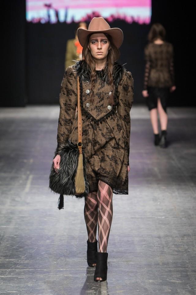 Fashion Week 2016, Designer Avenue: Rockmädchen
