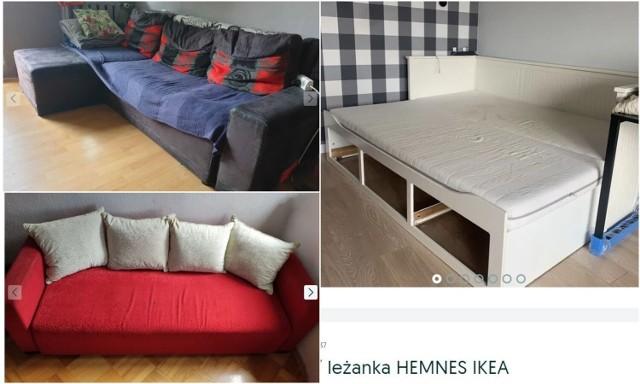 Na portalu ogłoszeniowym olx.pl pojawiło się ostatnio mnóstwo ogłoszeń o meblach do oddania za darmo. Znaleźć tam można szafy, łóżka czy sofy ze sklepów: IKEA, BRW czy VOX. Meble są używane, niektóre w doskonałym stanie, inne wymagają lekkiego odświeżenia. Wybraliśmy dla Was najciekawsze nowe ogłoszenia z Wrocławia  Zobaczcie, co można dostać zupełnie za darmo, na kolejnych slajdach. Możecie na nie przechodzić za pomocą strzałek lub gestów.