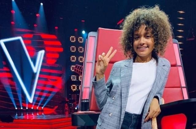 Lubuszanka, Sara Egwu-James kolejny raz swoim głosem podbiła serca widzów i jurorów programu The Voice Kids