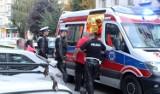 Pijany kierowca w Łodzi sprawcą wypadku z karetką łódzkiego pogotowia. Miał prawie 2 promile alkoholu