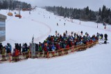 Na Podhalu mamy prawdziwą zimę! Na stokach tysiące turystów