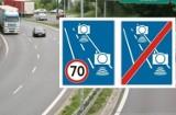 Nie ma odcinkowego pomiaru prędkości na A1 w okolicach Radomska