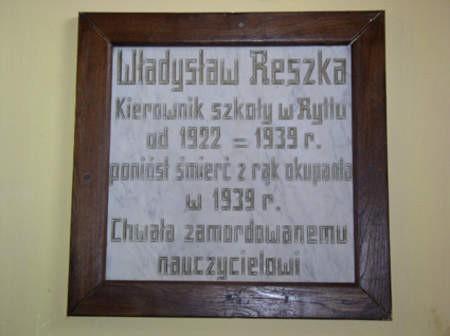 Franciszek, czy Władysław? Jakie imię powinna nosić ulica w Rytlu?