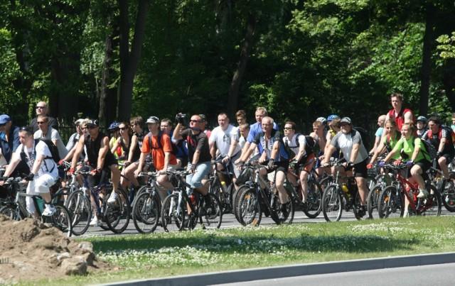 Trójmiejscy rowerzyści. W tegorocznym European Cycling Challenge rywalizują drużyny z 32 miast.