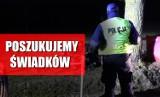 Policjanci z Bytowa szukają świadków wypadku, w którym zginęli dwaj bracia. Można pomóc