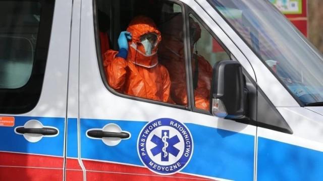 Piotrków, koronawirus: Wg. ratportu MZ opublikowanego w środę, 6 stycznia, 2021, z powodu COVID-19 zmarło 52 mieszkańców Piotrkowa i powiatu