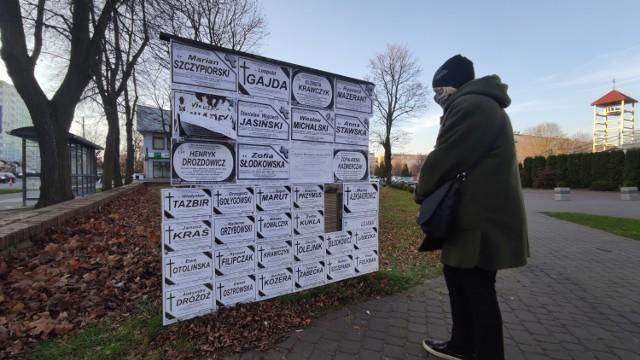 W Piotrkowie dramatycznie wzrosła liczba zgonów - do 24 listopada zmarło aż 171 osób.