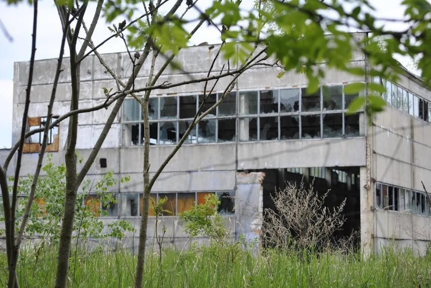 Eksploracja dawnego zakładu Bakutil w Baszkowie. Zobaczcie nasze zdjęcia! [ZDJĘCIA]
