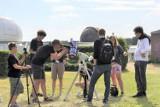 Jubileuszowy zlot miłośników astronomii w Niedźwiadach koło Szubina pełen wrażeń [zdjęcia]