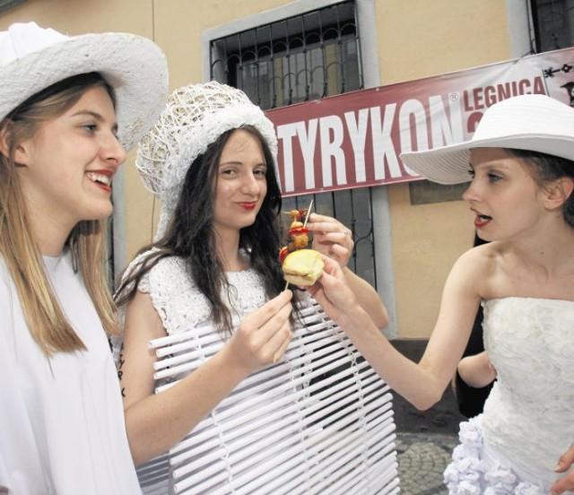 Satyrykon: Słynny na cały świat legnicki Satyrykon czeka na prace konkursowe