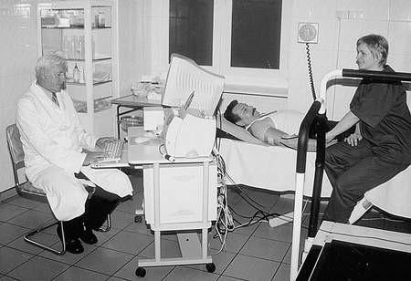 Chorzowianom potrzebny jest łatwy dostęp dostęp do lekarza-kardiologa.
